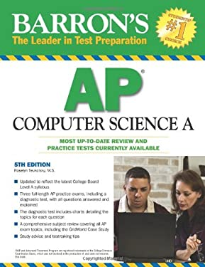 Barron's AP Computer Science A 9780764143731