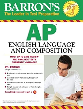 Barron's AP English Language and Composition 9780764146954