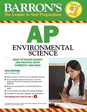 Barron's AP Environmental Science 9780764145711