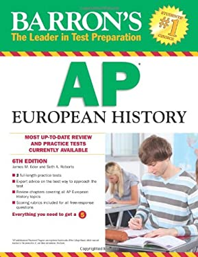 Barron's AP European History 9780764146978