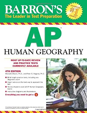 Barron's AP Human Geography 9780764146992
