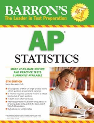 Barron's AP Statistics 9780764140891