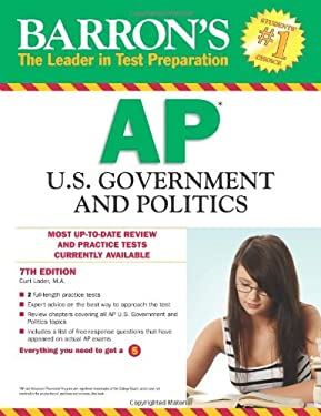Barron's AP U.S. Government and Politics 9780764147043