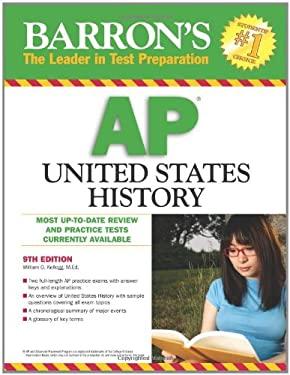 Barron's AP United States History 9780764141843