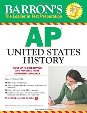 Barron's AP United States History 9780764146824