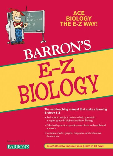 Barron's E-Z Biology 9780764141348