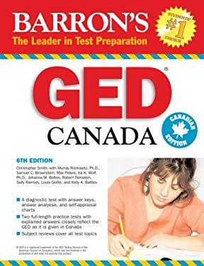 Barron's GED Canada: High School Equivalency Exam 9780764138027