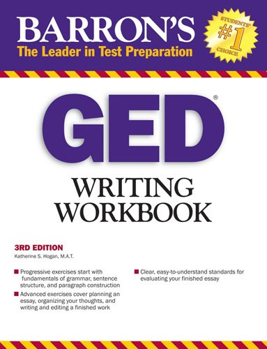 Barron's GED Writing Workbook 9780764142055