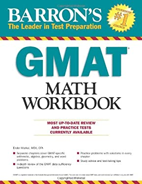 Barron's GMAT Math Workbook 9780764145346