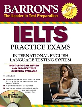 Barron's IELTS Practice Exams with Audio CDs: International English Language Testing System 9780764197987