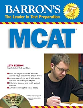 Barron's MCAT: Medical College Admission Test [With CDROM] 9780764193996