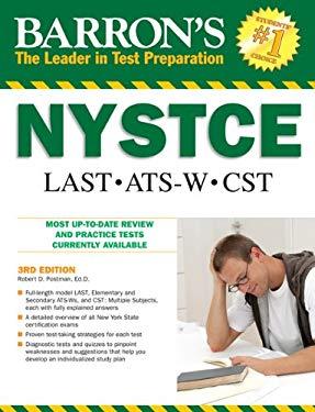 Barron's NYSTCE: LAST, ATS-W, CST 9780764142987