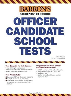 Barron's Officer Candidate School Test 9780764128936