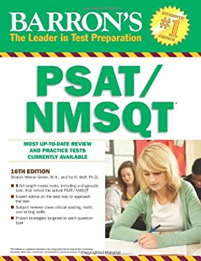 Barron's PSAT/NMSQT, 16th Edition 9780764147951