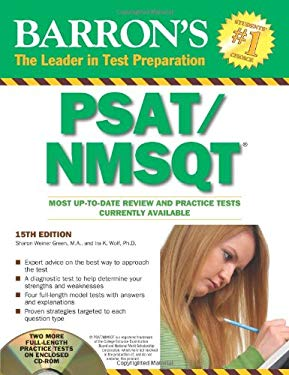 Barron's PSAT/NMSQT [With CDROM] 9780764197208