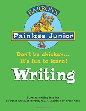 Barron's Painless Junior: Writing 9780764134388