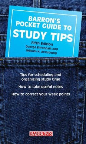 Barron's Pocket Guide to Study Tips