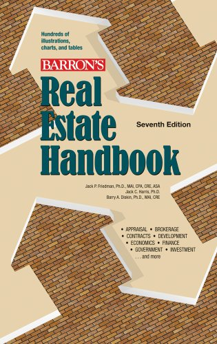 Barron's Real Estate Handbook 9780764161100