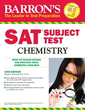 Barron's SAT Subject Test Chemistry 9780764144806
