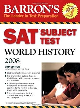 Barron's SAT Subject Test World History 9780764136917