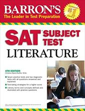 Barron's SAT Subject Test in Literature