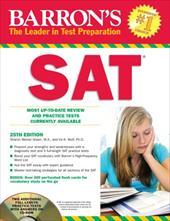 Barron's SAT [With CDROM] 2936848