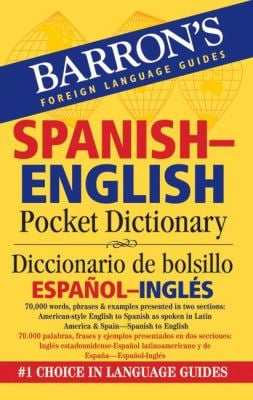 Barron's Spanish-English Pocket Dictionary/Diccionario de Bolsillo Espanol-Ingles 9780764140051