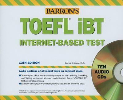 Barron's TOEFL iBT Internet-Based Test