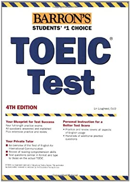 Barron's TOEIC Test 9780764135507