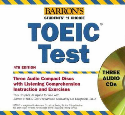 Barron's TOEIC Test 9780764179525