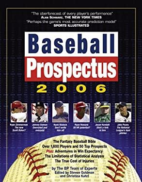 Baseball Prospectus 9780761139959