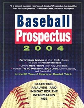 Baseball Prospectus 9780761134022