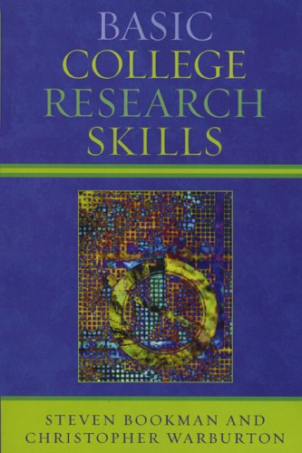 Basic College Research Skills 9780761835516