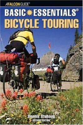 Basic Essentials Bicycle Touring 9780762740093