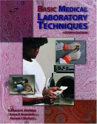 Basic Medical Laboratory Techniques 9780766812062
