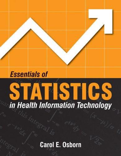 Basic Statistics for Health Information Management Technology 9780763750343