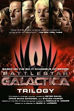 Battlestar Galactica Trilogy 9780765323293