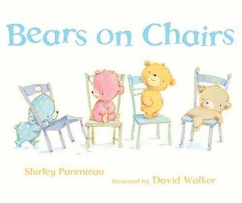 Bears on Chairs 9780763635886
