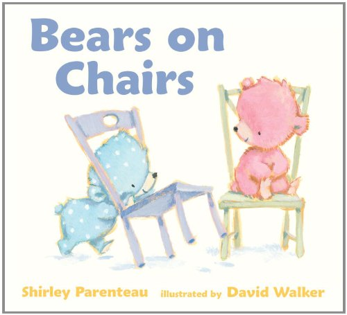 Bears on Chairs 9780763650926