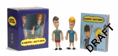 Beavis and Butt-Head 9780762444267