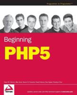 Beginning PHP5 9780764557835
