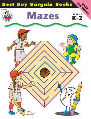 Mazes, Grades K - 2 9780764701818