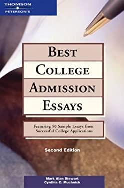 Best College Admission Essays, 2nd Ed 9780768908497