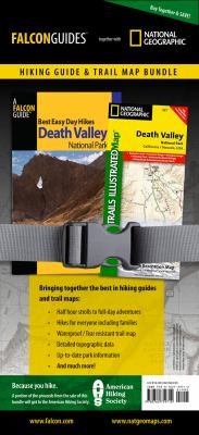 Best Easy Day Hikes Death Valley National Park Bundle 9780762771349