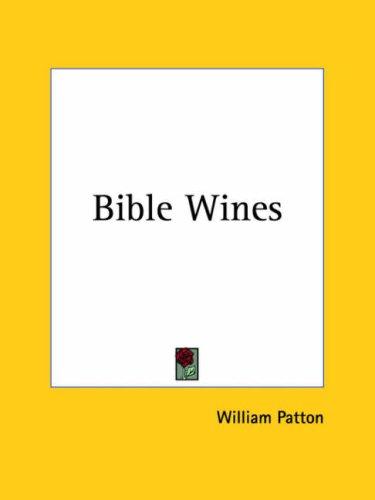 Bible Wines 9780766142657