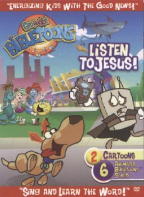 Bibletoons: Listen to Jesus