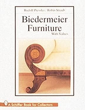 Biedermeier Furniture 9780764301551
