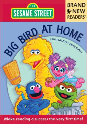 Big Bird at Home 9780763651480