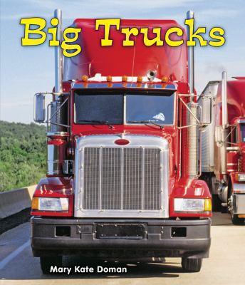 Big Trucks 9780766039292