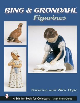 Bing & Grondahl Figurines 9780764316982